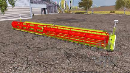 CLAAS Vario 1200 v2.5 for Farming Simulator 2013