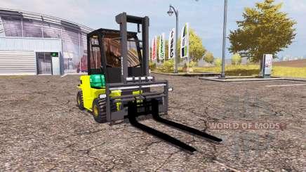 Komatsu DX for Farming Simulator 2013