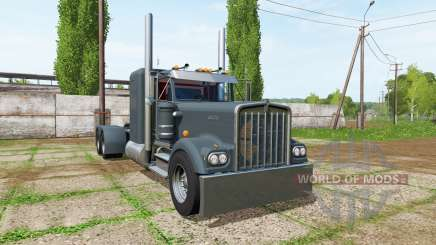 Kenworth W900A long for Farming Simulator 2017