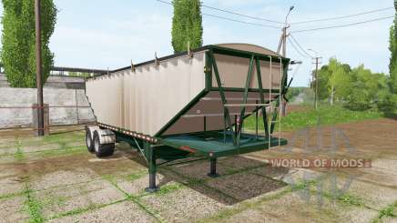 MBJ semitrailer for Farming Simulator 2017