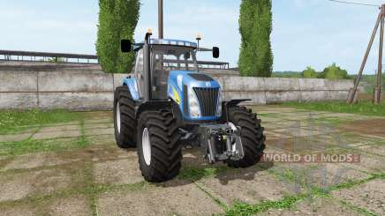 New Holland TG255 for Farming Simulator 2017