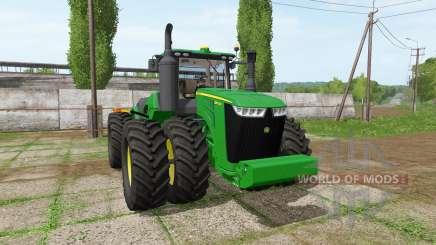 John Deere 9370R for Farming Simulator 2017