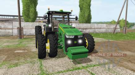 John Deere 8295R v1.0.1 for Farming Simulator 2017