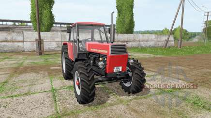 Zetor Crystal 12045 v1.1 for Farming Simulator 2017