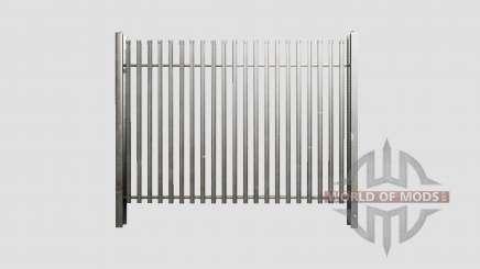 Industrial fences for Farming Simulator 2015