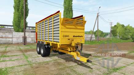 Veenhuis W400 v1.1 for Farming Simulator 2017
