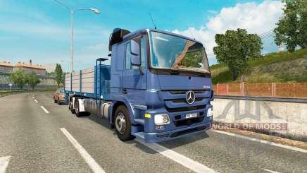 Truck traffic pack v2.3.1 for Euro Truck Simulator 2