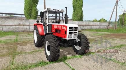 Steyr 8130A Turbo SK2 v2.0 for Farming Simulator 2017
