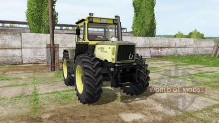 Mercedes-Benz Trac 1500 Turbo for Farming Simulator 2017