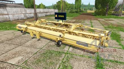 HOLMER HR 20 v1.1 for Farming Simulator 2017