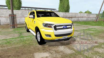 Ford Ranger 2017 for Farming Simulator 2017