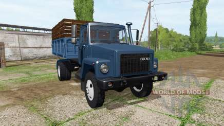 GAZ 33086 Countryman for Farming Simulator 2017