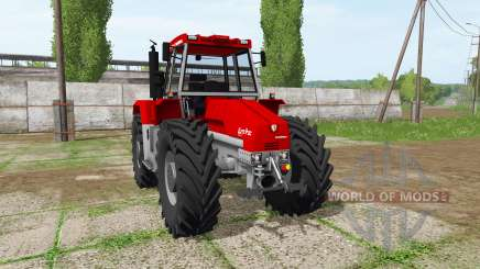 Schluter Euro-Trac 2000 LS for Farming Simulator 2017