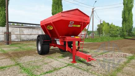 BREDAL K105 for Farming Simulator 2017