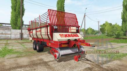 Krone Turbo 3500 for Farming Simulator 2017