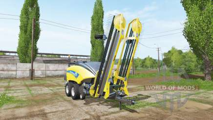 New Holland BigBaler 1290 Nadal R90 v1.2 for Farming Simulator 2017