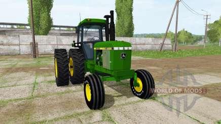 John Deere 4050 for Farming Simulator 2017
