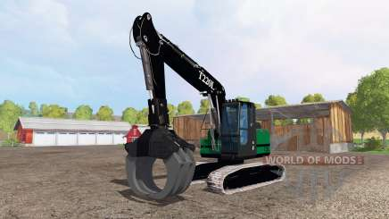 Grapple loader for Farming Simulator 2015