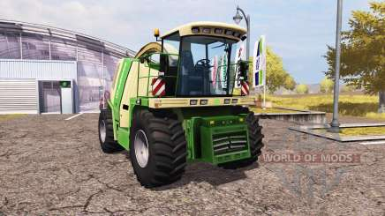 Krone BiG X 1100 for Farming Simulator 2013