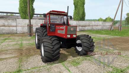 Fiatagri 140-90 Turbo DT v1.7 for Farming Simulator 2017