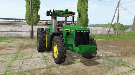 John Deere 8410 v1.0.1 for Farming Simulator 2017