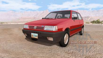 Fiat Uno v0.1 for BeamNG Drive