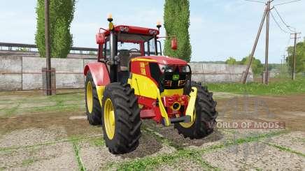 John Deere 6155M for Farming Simulator 2017