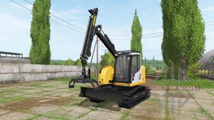 Liebherr R 914 for Farming Simulator 2017