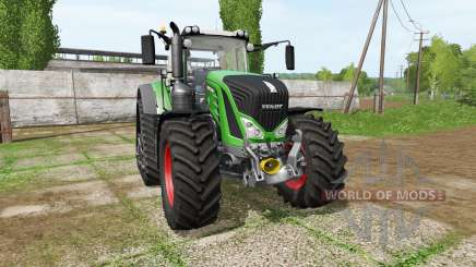 Fendt 933 Vario v1.3 for Farming Simulator 2017