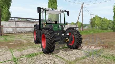 Fendt Xylon 524 v1.1 for Farming Simulator 2017