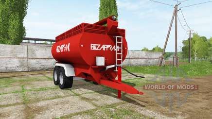 F.lli Zaffrani ZF 140 for Farming Simulator 2017