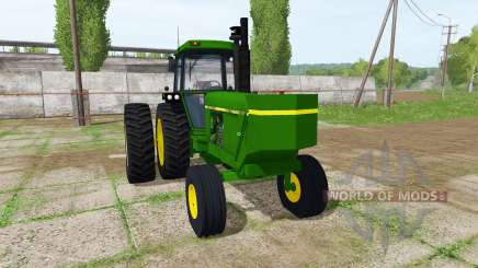 John Deere 4840 for Farming Simulator 2017