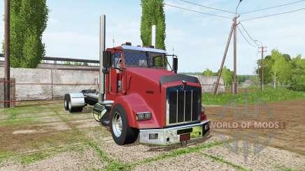 Kenworth T800 long v1.2 for Farming Simulator 2017