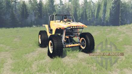 Suzuki LJ80 rock crawler for Spin Tires