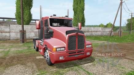 Kenworth T600 v1.1 for Farming Simulator 2017