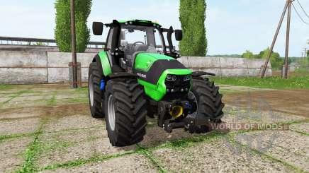 Deutz-Fahr Agrotron 6190 TTV v4.0 for Farming Simulator 2017