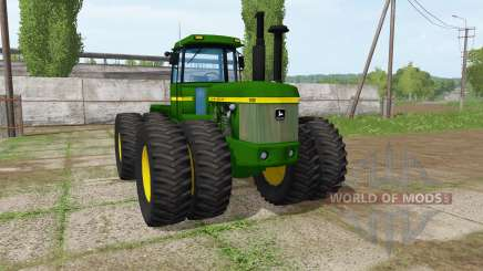 John Deere 8630 for Farming Simulator 2017