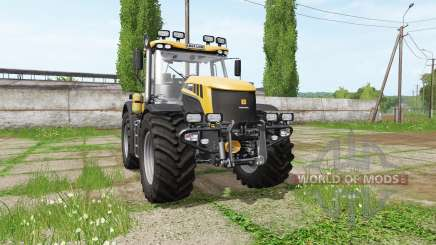 JCB Fastrac 3230 Xtra v2.6 for Farming Simulator 2017