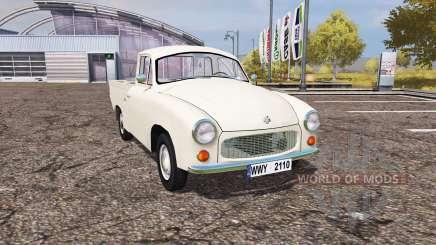 FSM Syrena R20 1981 for Farming Simulator 2013