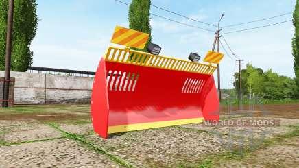 Mainardi LTS 270 for Farming Simulator 2017