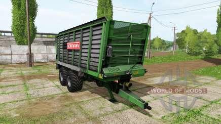 BERGMANN HTW 45 for Farming Simulator 2017