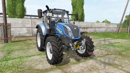 New Holland T5.110 for Farming Simulator 2017