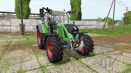 Fendt 722 Vario for Farming Simulator 2017