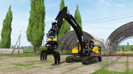 Volvo EC300E for Farming Simulator 2017