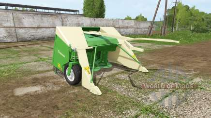 Krone 130FB v1.1.0.1 for Farming Simulator 2017
