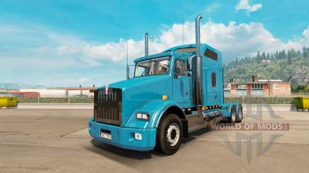 Kenworth T800 v2.3 for Euro Truck Simulator 2