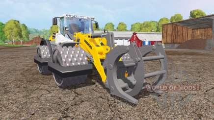 Liebherr L576 special sillage for Farming Simulator 2015