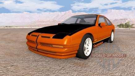 Ibishu 200BX swapgear v0.51 for BeamNG Drive