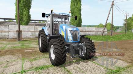 New Holland TG230 for Farming Simulator 2017