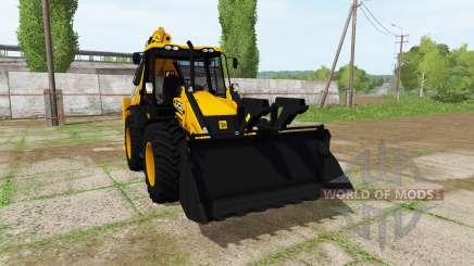 JCB 4CX ECO for Farming Simulator 2017